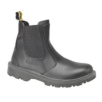 Centek FS129 Safety Dealer / Mens Boots / Dealers Safety