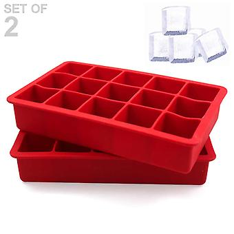 Tovolo Perfect Cube Ice Tray Set