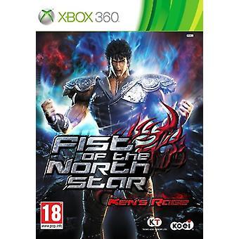 Poing de l'étoile du Nord - Kens Rage (Xbox 360) - Factory Sealed