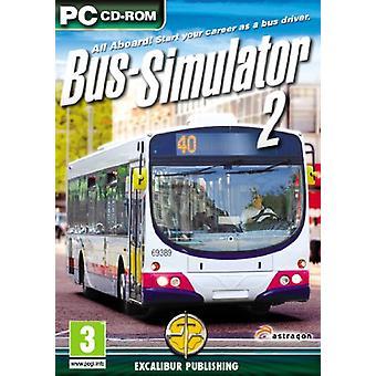 Bus Simulator 2 (PC CD) - Wie neu