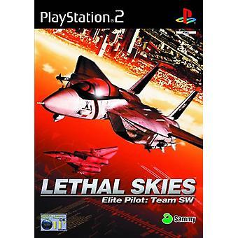 Dödlig himmel (PS2) - Ny fabrik förseglad