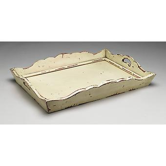 AA Importing 43554-PM Wooden Serving Tray