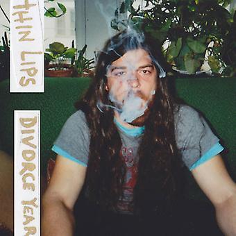 Thin Lips - Divorce Year [Vinyl] USA import