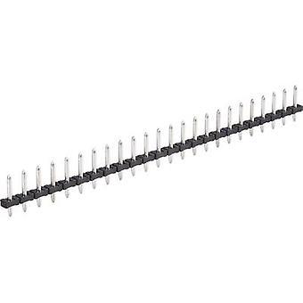 Pin pad (precisión) de la tira. de filas: 1 pasadores por fila: 50130105001E 10 1 PC