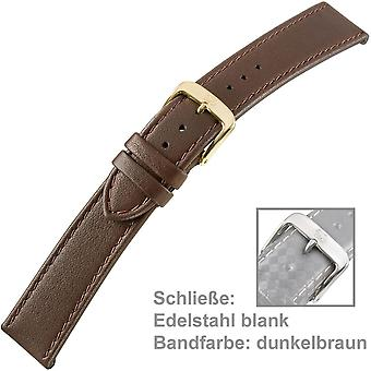 Men watch band 18 mm