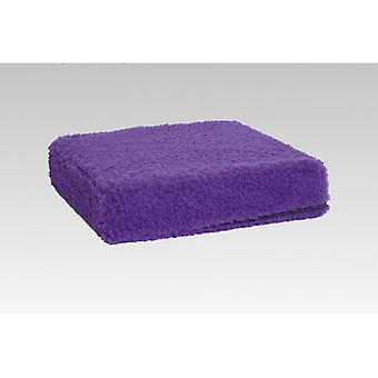 Poduszka siedzenia stand-up pomóc fioletowe 40 x 40 x 10 cm