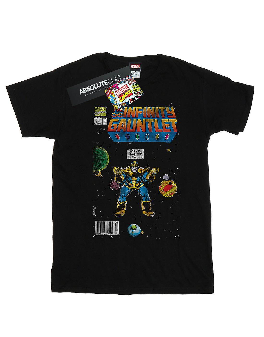 Marvel Comics Men's Infinity Gauntlet T-Shirt