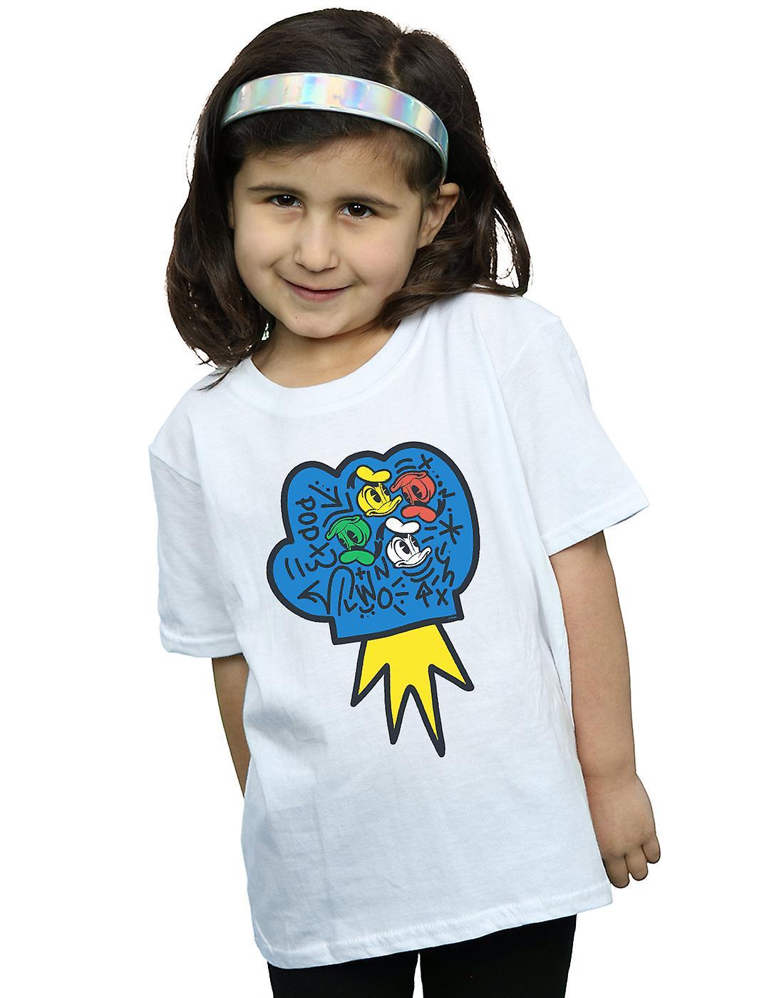 Disney Girls Donald Duck Pop Fist T-Shirt