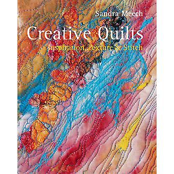 Kreative Quilts - Inspiration - Textur und Stitch von Sandra Meech - 9