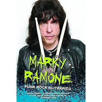 Marky Ramone - Punk Rock blixtkrig av Marky Ramone - 9781784186401 Bo