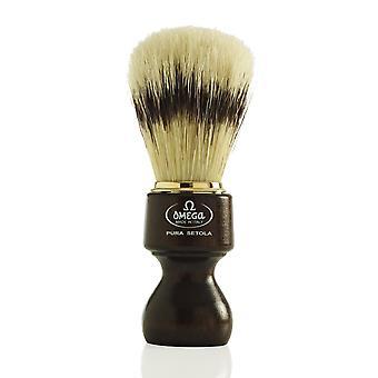 Omega 11126 pura setola pennello da barba