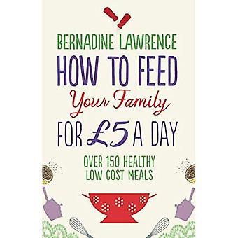 Wie Sie Ihre Familie für 5 am Tag zu ernähren