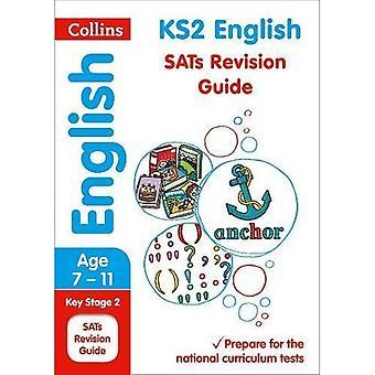 KS2 Engelska Revision Guide (Collins KS2 SATs Revision och praxis - ny 2014 läroplan)