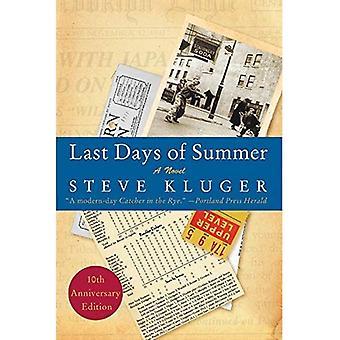 Derniers jours de l'été