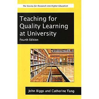 Pour un apprentissage de qualité à l'Université d'enseignement: ce que l'étudiant fait