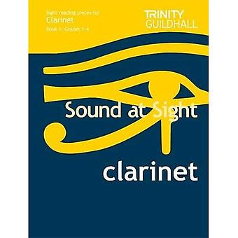 Sound at Sight Clarinet Book 1: Grades 1-4: Sample Sight Reading Tests for Trinity Guildhall Examinations