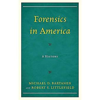 Forensik in Amerika: eine Geschichte