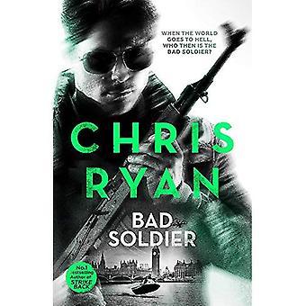 Dålig soldat: Danny Black Thriller 4 - Danny Black
