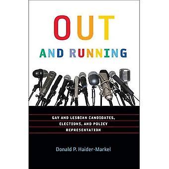 Hacia fuera y funcionamiento: gays y lesbianos candidatos, elecciones y representación política