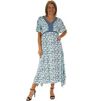 EMRECO Dress Hinksey Turquoise