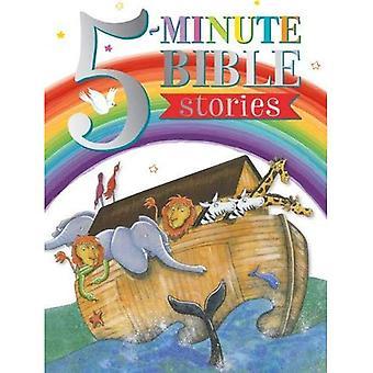 Histoires de la Bible 5 minutes