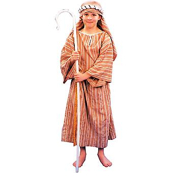 Little Shepherd Child Costume