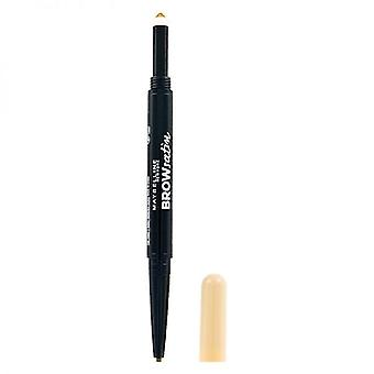 Maybelline Brow Satin Duo Crayon Light Blonde