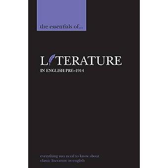 マイヤーズ ・ トニーによって英語 Pre1914 の文学の必需品