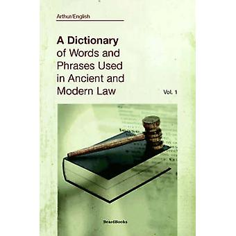 Dictionary of Words Vol.1 by English & Arthur