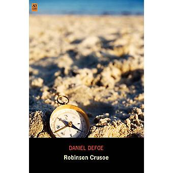 Robinson Crusoe AD klassisk Defoe & Daniel