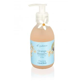 Di Palomo Luxury Natural Liquid Soap Handwash 225ml - Orange Blossom