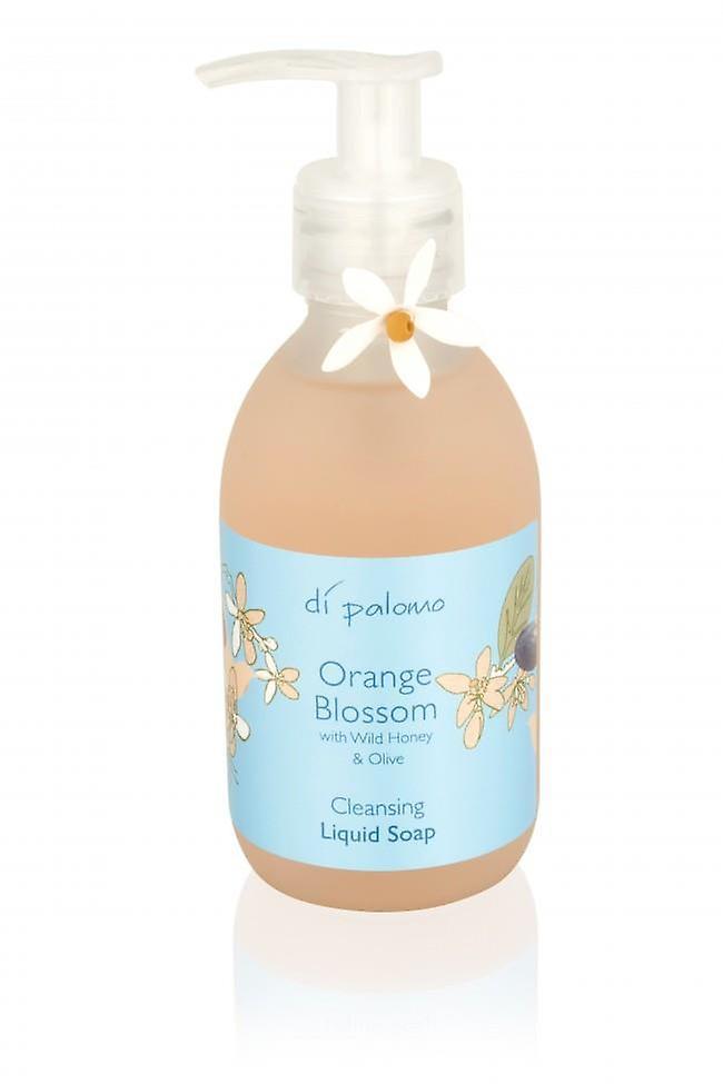 Di Palomo Luxury Natural Liquid Soap Handwash 225ml - Orange Blossom