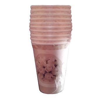 Speciale gelegenheid 200 ml bruiloft cups (pak van 10)