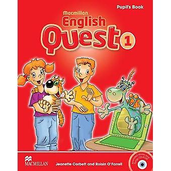 Macmillan English Quest Pupil es Book Pack Level 1 von Jeanette Corbett
