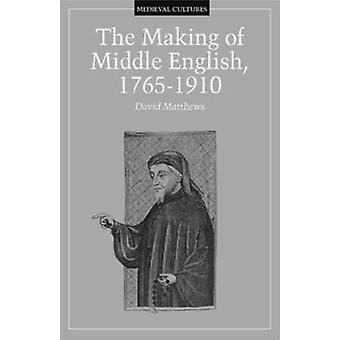 The Making of Middle English by David Matthews - 9780816631858 Book