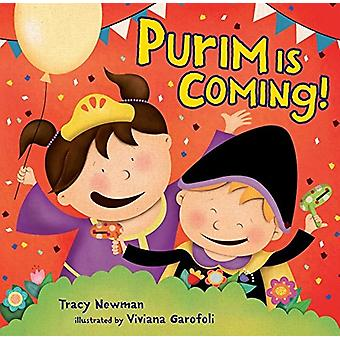 Purim is Coming! by Tracy Newman - 9781512408270 Book