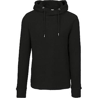 Urban Classics Men's Hooded sweatshirt Loose Terry Inside Out Hoody