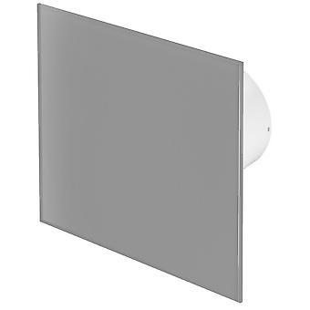 100mm timer Extractor vifte TRAX front panel vegg tak ventilasjon
