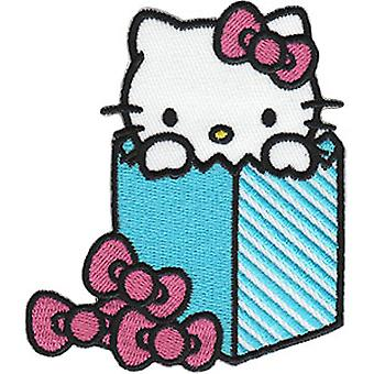 Patch - Hello Kitty - In Bag Iron-On New Gifts Toys p-hk-0026