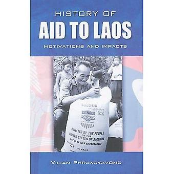 Geschiedenis van de steun aan Laos: motivaties en effecten (Mekong Press)