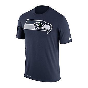 Nike Nfl Seattle Seahawks Legend Logo Essential 3 Dri-fit T-shirt