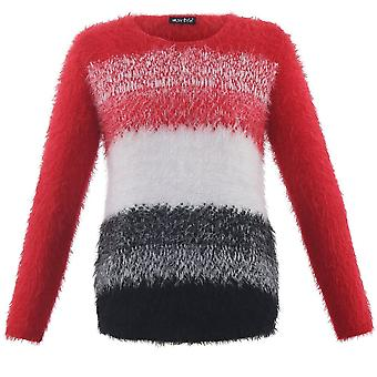 MARBLE Marble Red Sweater 5423