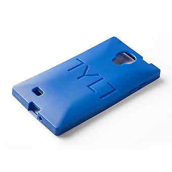 Tylt SQRD Protective Case for Samsung Galaxy S4 - Blue