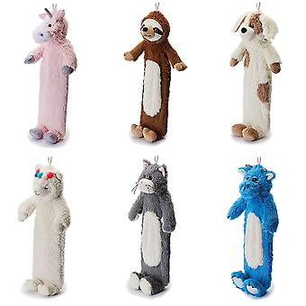 Warmies Kids Childrens Huggable Hot Water Bottle And Removeable Animal Cover