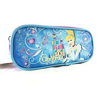 Pencil Case - Disney - Cinderella Pouch Bag Stationery New 683139