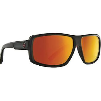 Dragon Double Dos Sunglasses Jet Red Ion