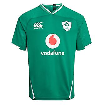 Canterbury Ireland IRFU Rugby Home Pro Maillot (fr) Bosphore - France 2019 - France Adulte
