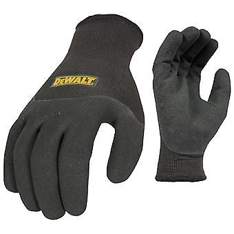 Dewalt Mens DPG737L Glove In Glove Thermal Gripper Gloves