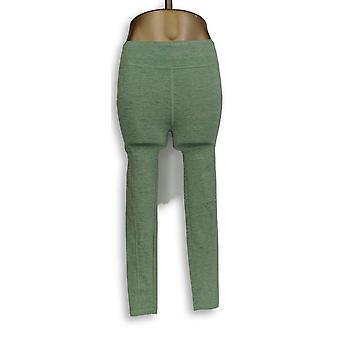 Anybody Leggings Move Stretch Jersey Green A306091
