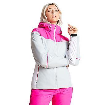 Dare 2b kvinner innlandsisen vanntett pustende varm ski jakke